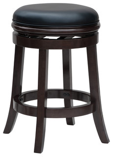 Dune Backless Bar Stool Cappuccino