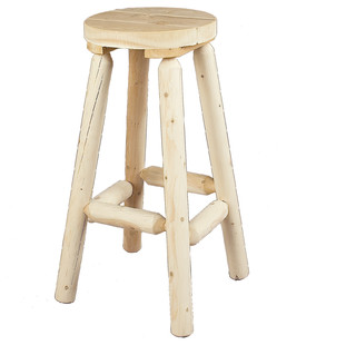 30 Bar Stool Natural