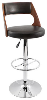 Presta Bar Stool Cherry Wood