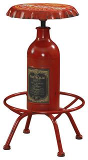 Bottle Bar Stool