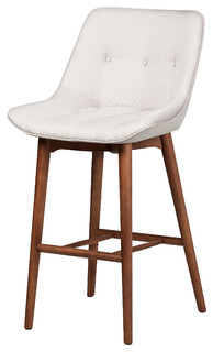 Featherston Style Contour Bar Stool