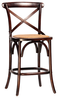 Gustave Counter Stool Antique Brown