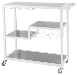 Holly amp Martin Zephs Bar Cart