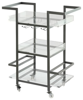 Three Tier Bar Cart