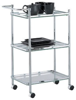 Rectangular Serving Cart