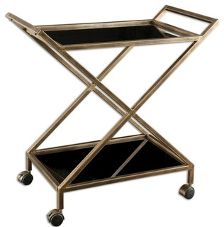Uttermost 25013 Zafina Metal Stand