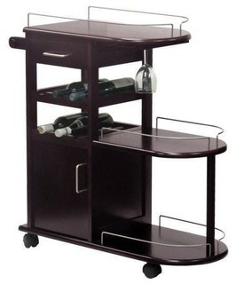 Winsome Jimmy Entertainment Cart