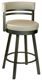 Round Swivel Counter Stool