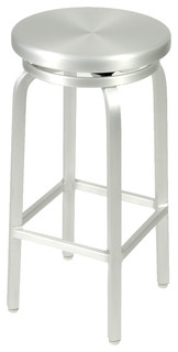 Miller Aluminum Bar Stool