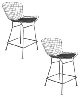 Shuttle Counter Stool Set of 2