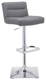 Stafford Adjustable Barstool Graphite