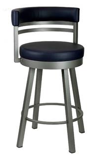Round Swivel Counter Stool