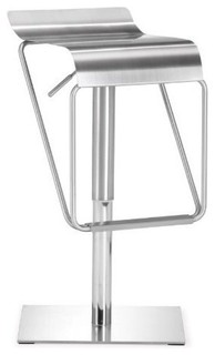 Dazzer Bar Stool Stainless Steel