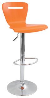 H2 Bar Stool Orange