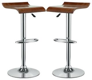 Bentwood Bar Stools Set of 2