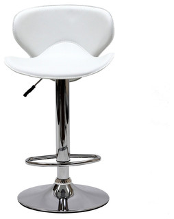 Booster Bar Stool White