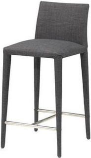 Catina Counter Stools Charcoal Set of 2