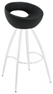 Modway EEI 1031 BLK Persist Bar Stool Black