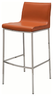 Hensley Bar Stool Ochre