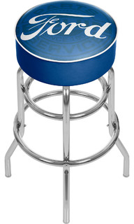 Ford Padded Swivel Bar Stool Ford Genuine Parts