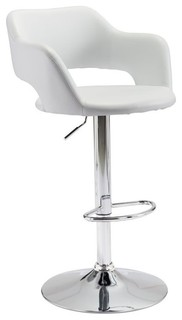 Zuo Modern Hysteria Counter Stool White
