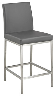 Revo Counter Chair Grey
