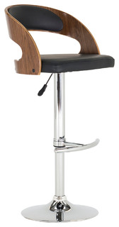 Wilkinson Furniture Flair Bar Chair Black