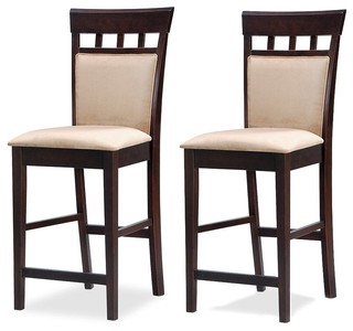 Coaster Fine Furniture Mixand Match Panel Bar Stools Set of 2