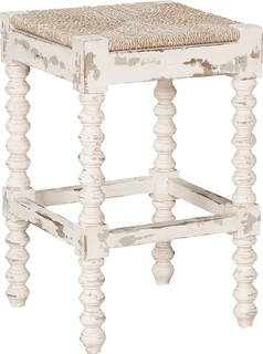 Crossroads Counter Stool Crossroads European White