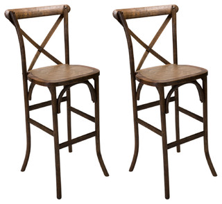 Lancaster Bar Stools Set of 2
