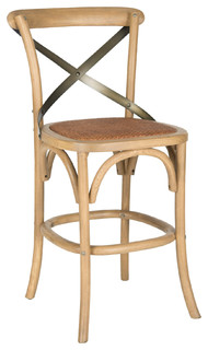 Eleanor Counter Stool Weathered Oak