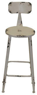 Armand Counter Stool White