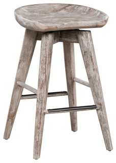 Bali Swivel Counter Stool