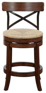 Millsap Stool Mahogany Counter Height
