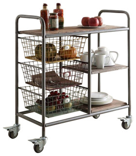 Urban Collection Kitchen Trolley