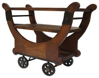 Guildmaster Mill Cross Cocktail Cart