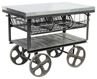 Calvina Station Cart