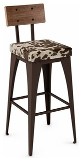 Amisco Upright Non Swivel Stool 26