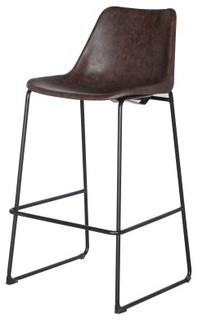Delta Bar Stool Coffee Brown