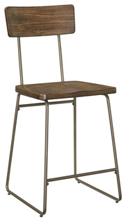 Oslo Counter Height Chair Set of 2