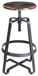 Adjustable Barstool