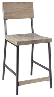 Tacoma Counter Stool Gray