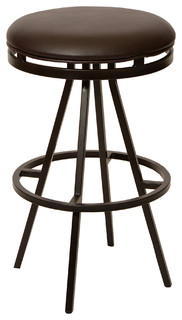 Fiji Bar Stool Coffee 30 quot