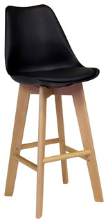 Jacob Bar Stool Soft Padded Seat
