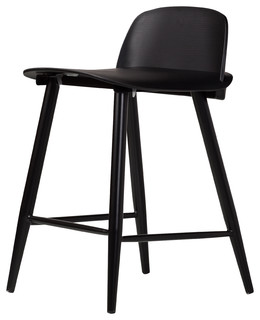 Soco Counter Stool Black