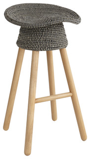 Reynold Counter Stool Gray