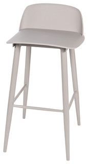 Replica NoHo Bar Stool Gray