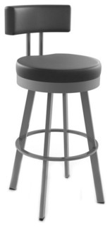Resolutely Urban Swivel Counter Stool