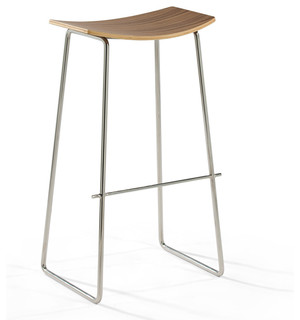 Yvonne Potter Timber Bar Stool