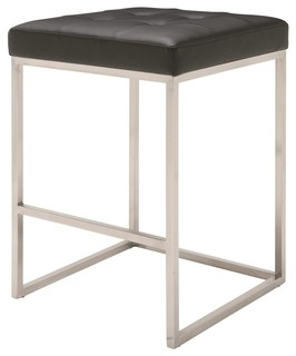 Stainless Steel Counter Stool